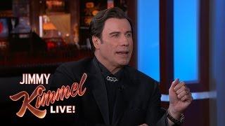 John Travolta on Dancing