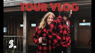 TOUR VLOG - WEEK FIVE