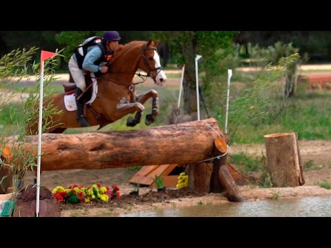 Concurso Completo de Equitación - CCE. Real Federación Hípica Española