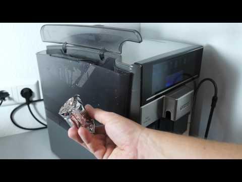 Siemens EQ.6 - Kaffeevollautomat entkalken