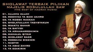 Kumpulan Sholawat MAJELIS ROSULULLAH SAW (The Best Of Hadrah Music) HD