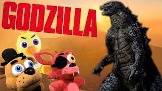 FNAF Plush - Godzilla!