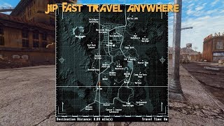 Classic Fallout Fast Travel for Fallout New Vegas