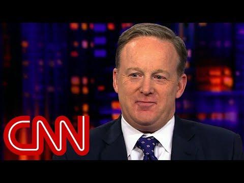 Sean Spicer: I 'screwed up' as press secretary