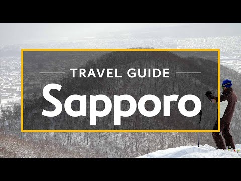 The Must-See Places in the City of Sapporo in Japan