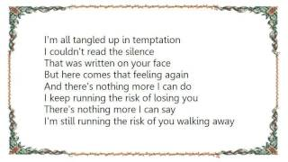 Foreigner - Running the Risk Lyrics