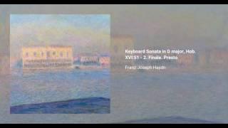 Keyboard Sonata in D major, Hob. XVI:51