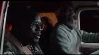 Uncle Drew Singing in Van Scene-Uncle drew Movie