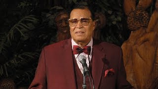Rally in Support of Minister Louis Farrakhan