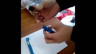 3D ручка - ремонт, замена носика