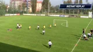 preview picture of video 'Quarta partita 18 ott 14'