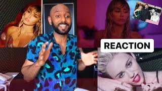 Miley Cyrus   Slide Away Video [REACTION]