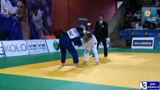 Judo 2012 European Championship U23 Prague: Varbanova (BUL) - Nakhaenka (BLR) [-48kg]