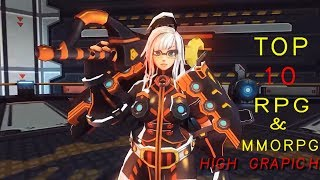 #3 - TOP 10 BEST RPG & MMORPG GAME FOR ANDROID  IOS 2018 (HIGH GRAPHICS) //Choiy Gaming\\