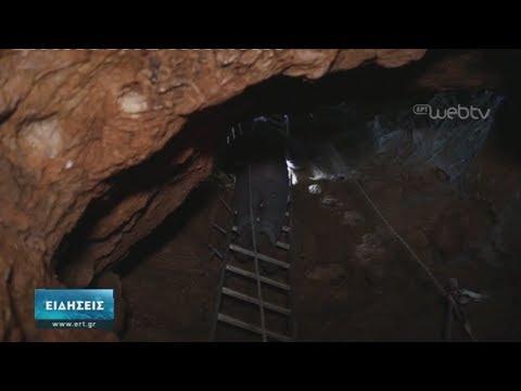 Για πρώτη φορά εικόνα από κάμερα του σπηλαίου Αανδρίτσας του Αργους | 13/2/2020 | ΕΡΤ