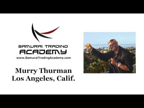 Samurai Trading Academy Review | Murry Thurman | Learn How to Day Trade