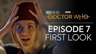Доктор Кто, FIRST LOOK: Episode 7 | Kerblam! | Doctor Who: Series 11