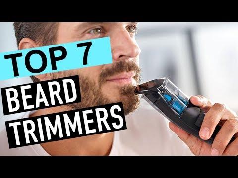 BEST 7: Beard Trimmers 2018