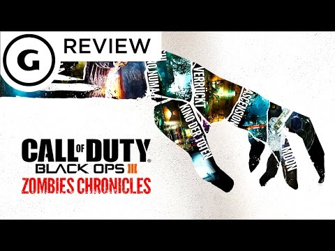 Call of Duty: Black Ops III - Zombies Chronicles Review
