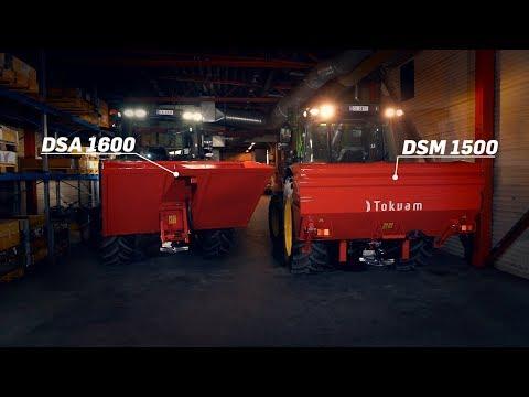 Tokvam Strømaskin DSM-serie - film på YouTube