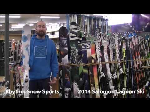 2014 Salomon Lagoon Ski Review