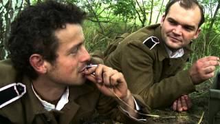 Film HISTORIA ROJA - making of DRUŻYNA ROJA