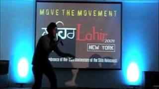 Lahir NY 2009- MC G Singh