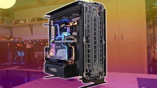 The Most BEAUTIFUL Computer I've Ever Built!