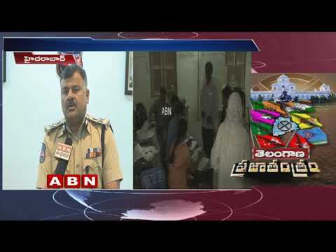 Telangana Additional DG Jithender face to face over Elections Arrangements