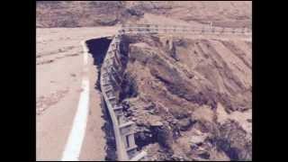 Aluvión El Salvador y Cuesta Llanta - Tercera Región CHILE