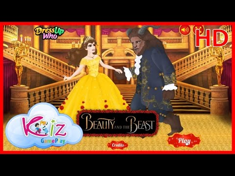 Beauty And The Beast - Disney's Beauty And The Beast Game  For Baby