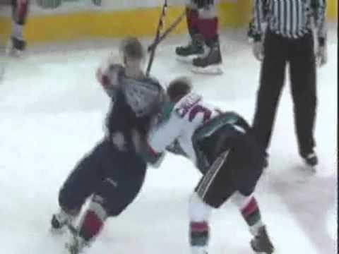 Mitchell Callahan vs. Brock Sutherland