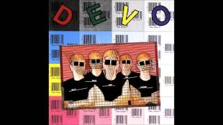 Devo- Red Eye-  Master Quality /Duty Now For The Future. 1979