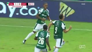 Cali 1-0 Cúcuta: Gol Juan Ignacio Dinenno I Deportes RCN