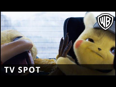 POKÉMON Detective Pikachu - Destiny  - Warner Bros. UK