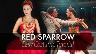 Red Sparrow / Ballerina - Costume Tutorial
