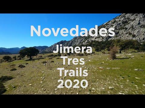 Novedades JimeRa Tres Trails 2020