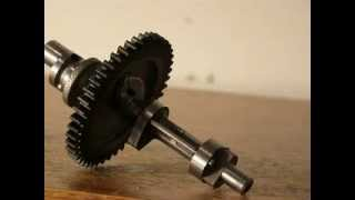 Camshaft Compression Release Mechanism