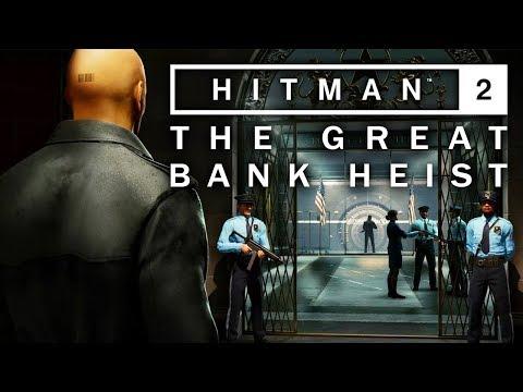 Hitman 2: New York - The Great Bank Heist
