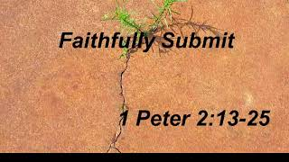 Faithfully Submit