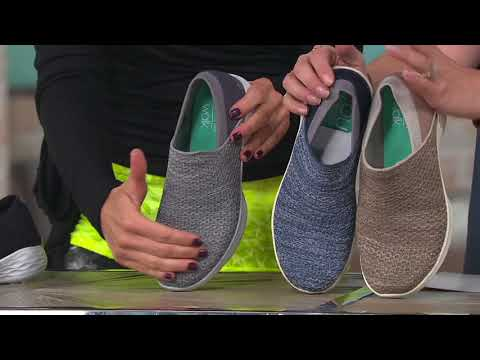 YOU by Skechers Gored Slip-On Sneakers – YOU on QVC