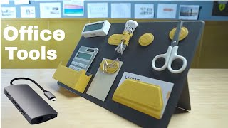 5 Useful Gadgets For Working From Home(best Office Desk Accessories, Best Working From Home Tips)