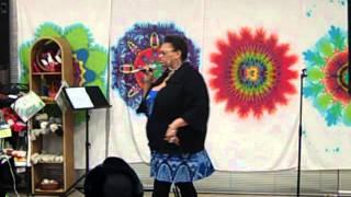 03_15_2013 Bookworm Bakery & Cafe Presents Comedy Night Video 6 Vickie Lynn