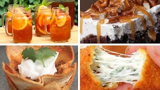 tasty party foods