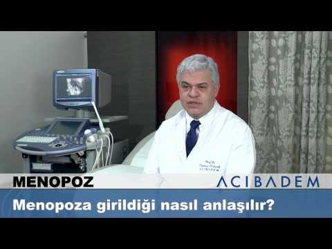 Menopoza girildiği nasıl anlaşılır?