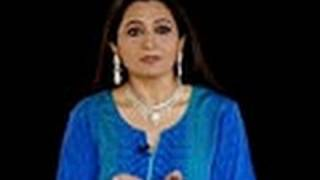 Learn Kathak with Pali Chandra, English 002 and Hindi 002 -Paran and Aamad