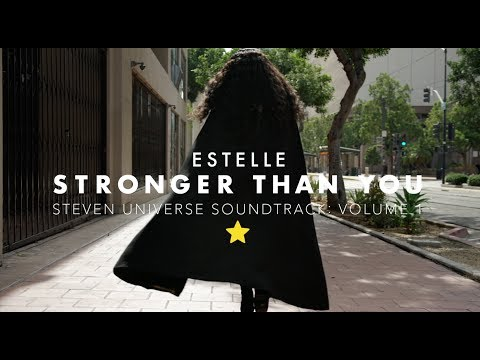 Stronger Than You OST. Steven Universe