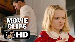 GIFTED   4 Movie Clips + Trailer (2017) Chris Evans Drama Movie HD
