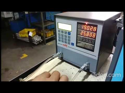 Unity Auto Correct Gauging System For Zero Defect Production