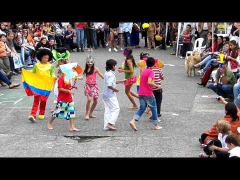 Comparsa grado Cuarto Fiestas Gemellistas 2012